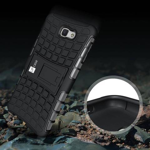 Imagem de Capa para Samsung Galaxy J7 Prime G610 Guardian Preta Anti Impacto - Up Case