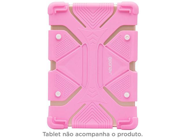"""Imagem de Capa para Tablet Universal 7"""" até 7,9"""" Rosa"""