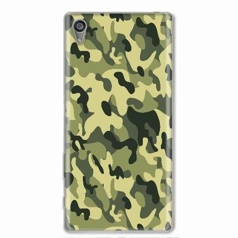 Imagem de Capa para Xperia Z5 5.2 Florest Camouflage