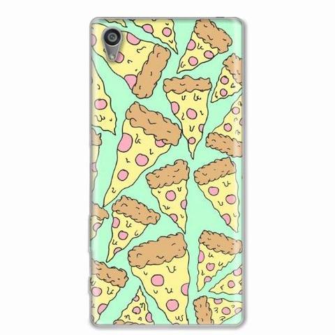Imagem de Capa para Xperia Z5 5.2 Pizza 01