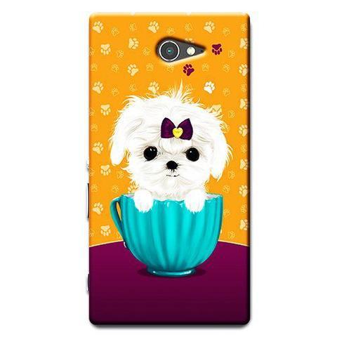 Imagem de Capa Personalizada Exclusiva Sony Xperia M2 Aqua D2403 D2406 - DE03