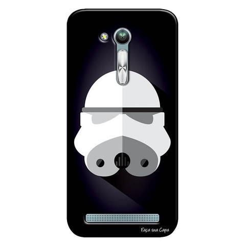 Imagem de Capa Personalizada para Asus Zenfone Go Mini Stormtrooper - TV25