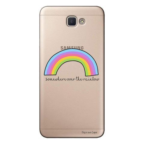 Imagem de Capa Personalizada para Galaxy j7 Prime LGBT - LB21