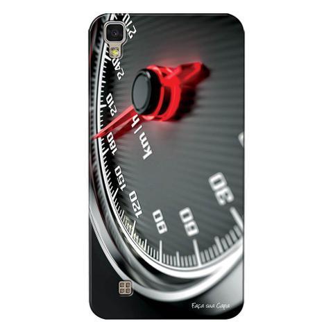 Imagem de Capa Personalizada para LG X Style K200 Velocímetro - VL06