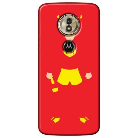 Imagem de Capa Personalizada para Motorola Moto G6 Play - Chapolin Colorado - TV16