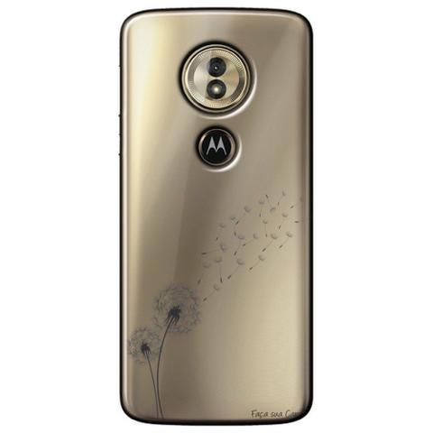 Imagem de Capa Personalizada para Motorola Moto G6 Play - Dente de Leão - TP246