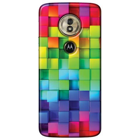 Imagem de Capa Personalizada para Motorola Moto G6 Play - Geometrica - GM06