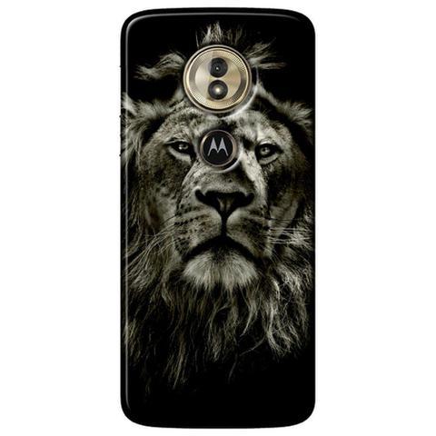 Imagem de Capa Personalizada para Motorola Moto G6 Play - Leão - PE08