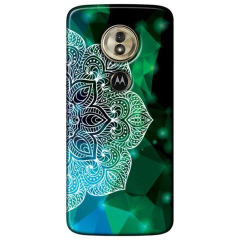 Imagem de Capa Personalizada para Motorola Moto G6 Play - Mandala - AT81