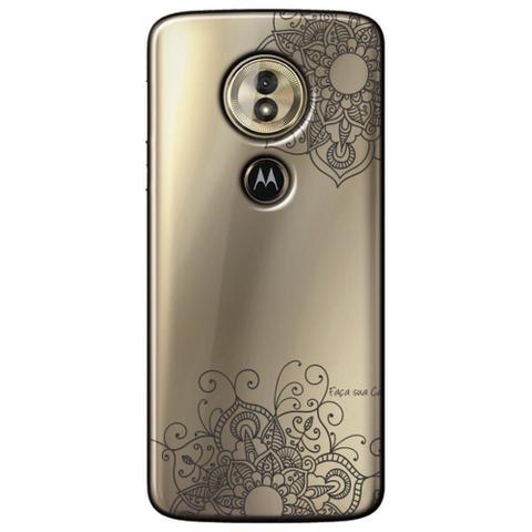 Imagem de Capa Personalizada para Motorola Moto G6 Play - Mandala - TP255