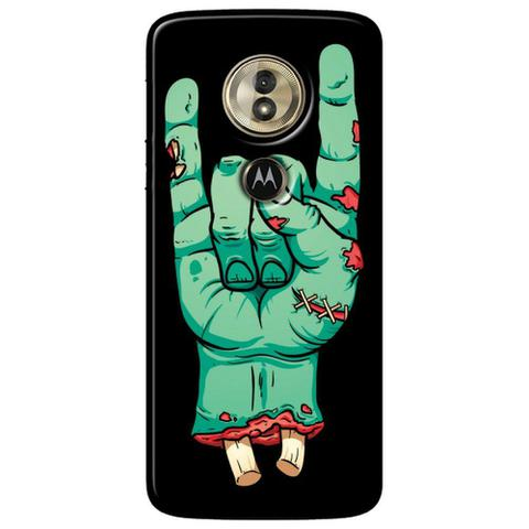 Imagem de Capa Personalizada para Motorola Moto G6 Play - Rock n Roll - AT06