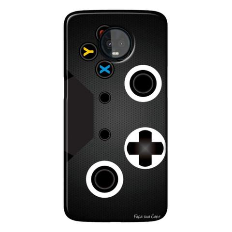 Imagem de Capa Personalizada para Motorola Moto Z3 Play - Games - GA68