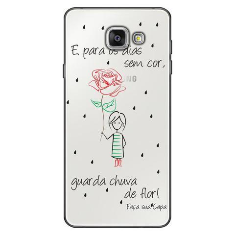 Imagem de Capa Personalizada para Samsung Galaxy A3 2016 Frases - TP112