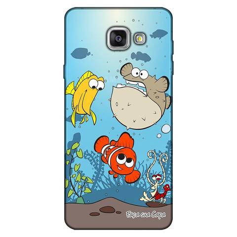 Imagem de Capa Personalizada para Samsung Galaxy A3 2016 Nemo - TP176