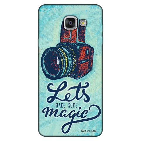 Imagem de Capa Personalizada para Samsung Galaxy A9 A910 Câmera Fotográfica - VT16