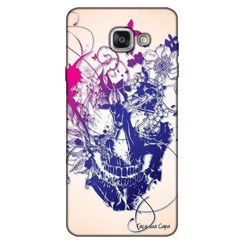 Imagem de Capa Personalizada para Samsung Galaxy A9 A910 Caveira - CV31