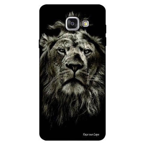 Imagem de Capa Personalizada para Samsung Galaxy A9 A910 Leão - PE08