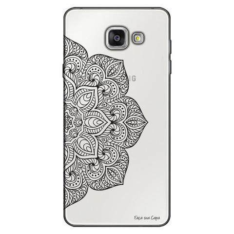 Imagem de Capa Personalizada para Samsung Galaxy A9 A910 Mandala - TP32