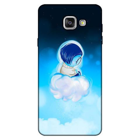 Imagem de Capa Personalizada para Samsung Galaxy A9 A910 Tristeza - DE12