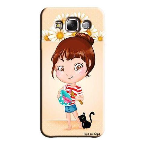 Imagem de Capa Personalizada para Samsung Galaxy E5 E500 - DE02
