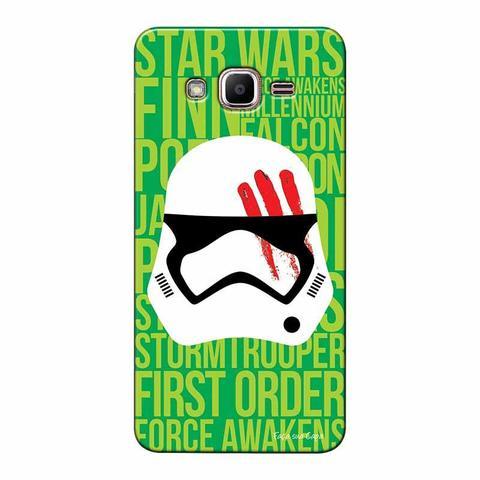 Imagem de Capa Personalizada para Samsung Galaxy J2 Prime Star Wars - TV81