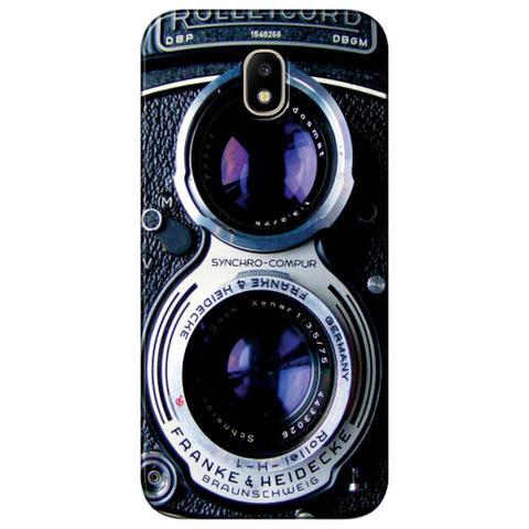 Imagem de Capa Personalizada para Samsung Galaxy J5 Pro J530 - Câmera Fotográfica - TX56
