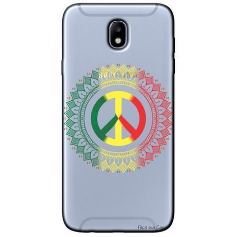 Imagem de Capa Personalizada para Samsung Galaxy J7 Pro J730 - Peace - TP264