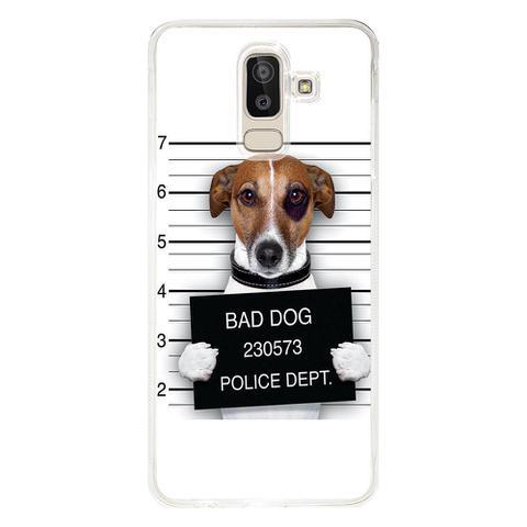 Imagem de Capa Personalizada para Samsung Galaxy J8 J800 Pets - PE28