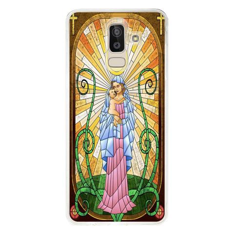 Imagem de Capa Personalizada para Samsung Galaxy J8 J800 Religião - RE19