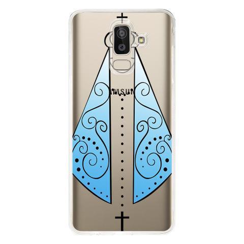 Imagem de Capa Personalizada para Samsung Galaxy J8 J800 Religião - TP350