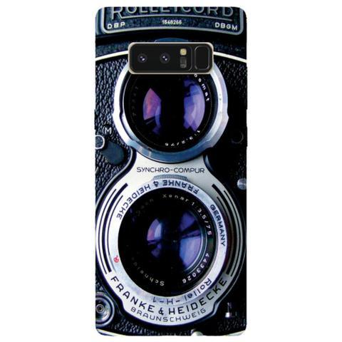 Imagem de Capa Personalizada para Samsung Galaxy Note 8 - Câmera Fotográfica - TX56