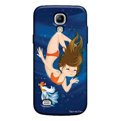 Imagem de Capa Personalizada para Samsung Galaxy S5 Mini G800 - DE04