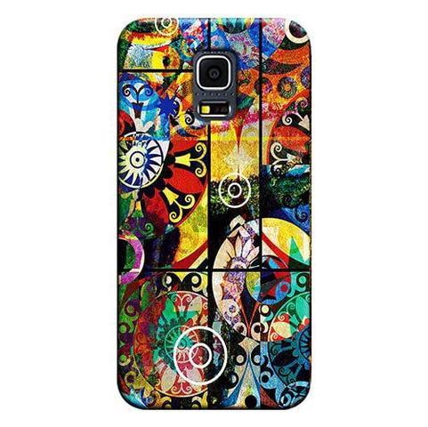 Imagem de Capa Personalizada para Samsung Galaxy S5 Mini G800 - TX19