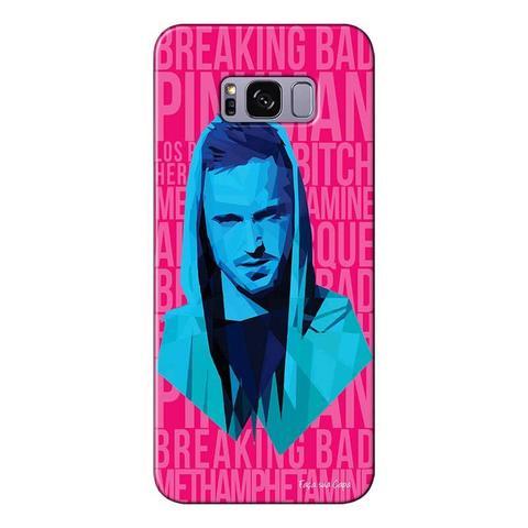Imagem de Capa Personalizada para Samsung Galaxy S8 Breaking Bad - TV84