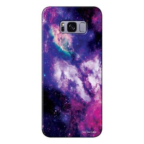 Imagem de Capa Personalizada para Samsung Galaxy S8 Plus G955 Galáxia - TX49
