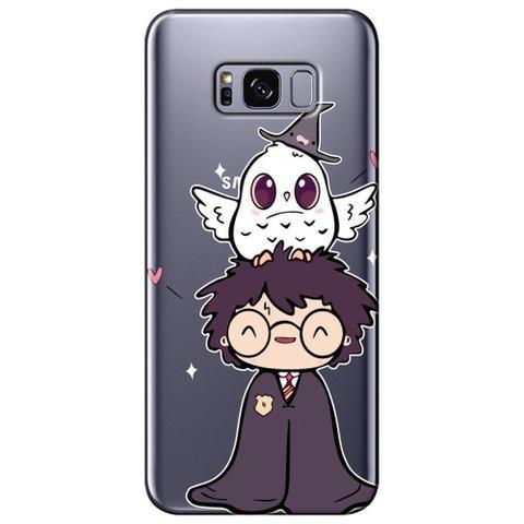 Imagem de Capa Personalizada para Samsung Galaxy S8 Plus G955 - Harry e Edwiges - HP06