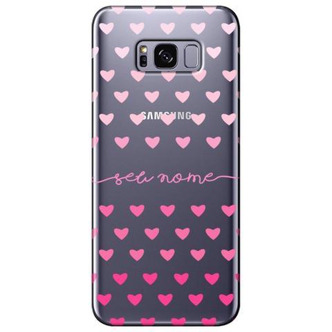 Imagem de Capa Personalizada para Samsung Galaxy S8 Plus G955 - NM08