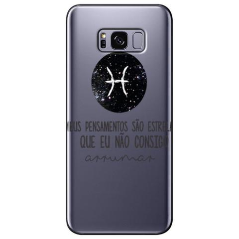 Imagem de Capa Personalizada para Samsung Galaxy S8 Plus G955 - Peixes - SN24