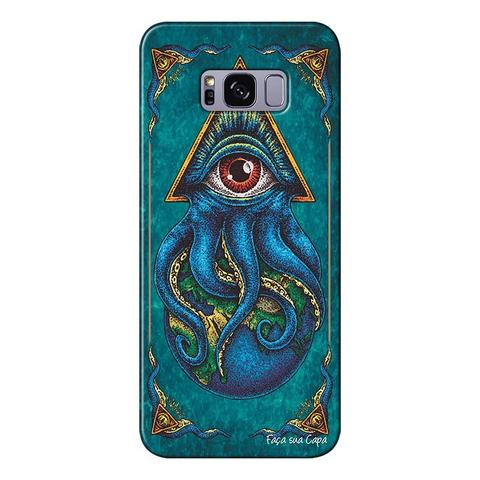Imagem de Capa Personalizada para Samsung Galaxy S8 Plus G955 Polvo - AT75