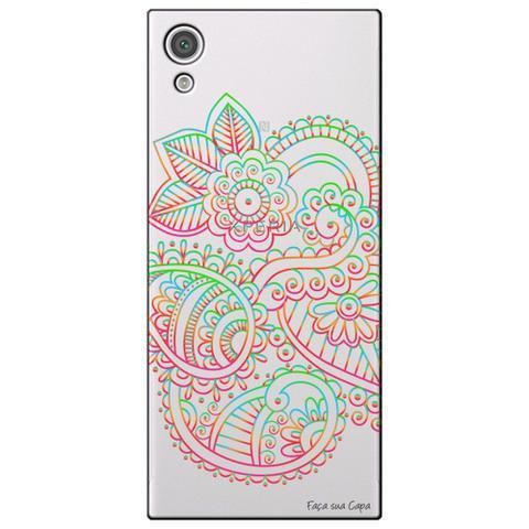 Imagem de Capa Personalizada para Sony Xpperia XA1 - Mandala - TP254