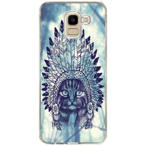 Imagem de Capa Personalizada Samsung Galaxy J6 J600 Pets - PE88