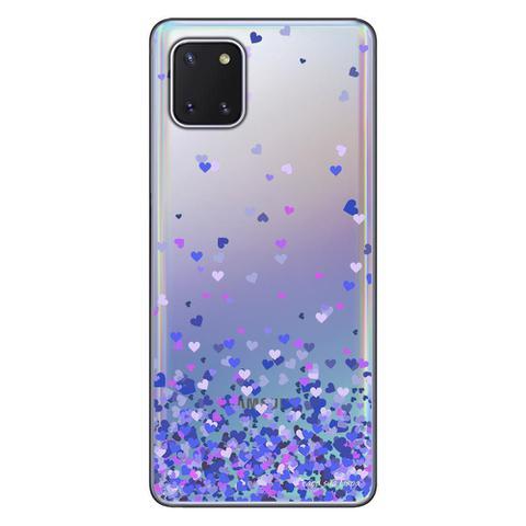 Imagem de Capa Personalizada Samsung Galaxy Note 10 Lite - Corações - TP170