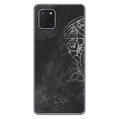 Imagem de Capa Personalizada Samsung Galaxy Note 10 Lite - Horóscopo - MC02