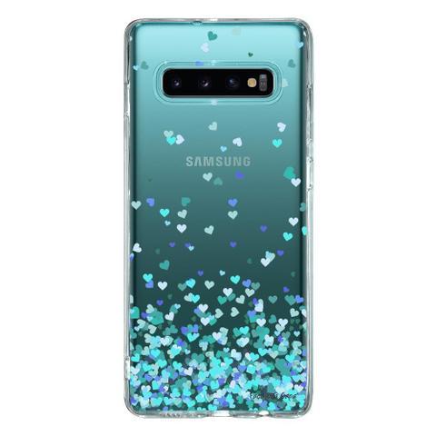 Imagem de Capa Personalizada Samsung Galaxy S10 G973 - Corações - TP172