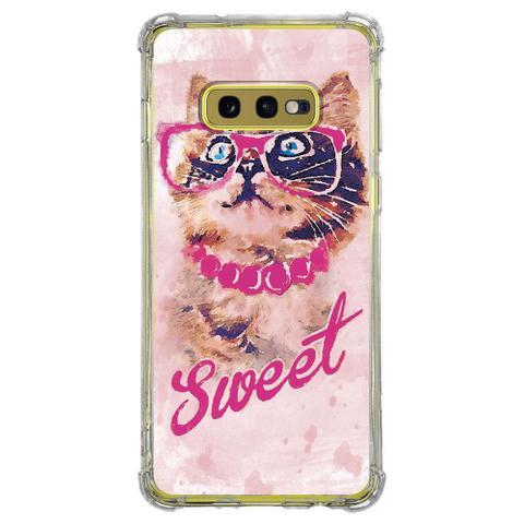 Imagem de Capa Personalizada Samsung Galaxy S10e G970 - Pets - PE79