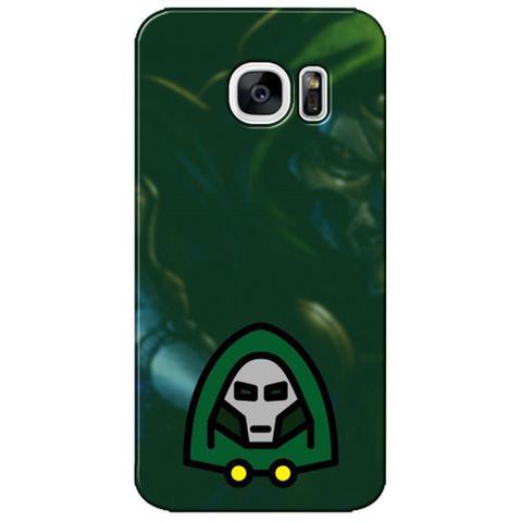 Imagem de Capa Personalizada Samsung Galaxy S7 G930 - Dr. Doom - SH08
