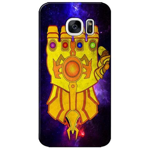 Imagem de Capa Personalizada Samsung Galaxy S7 G930 - Thanos - SH13