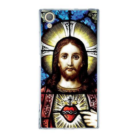 Imagem de Capa Personalizada Sony Xperia XA1 Plus G3426 Religião - RE02