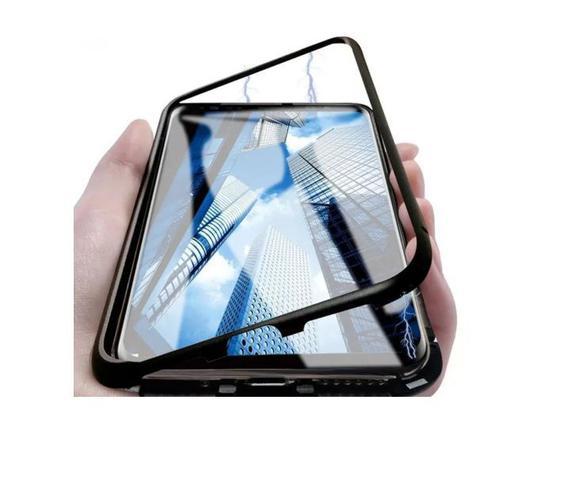 Imagem de Capa Proteção 180º  Capinha Magnética Samsung Galaxy S10e