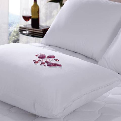 Imagem de Capa Protetor Travesseiro Impermeável Sultan Realce Premium